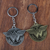 "Porte Clés ""Wonder Woman"" DC Comics"