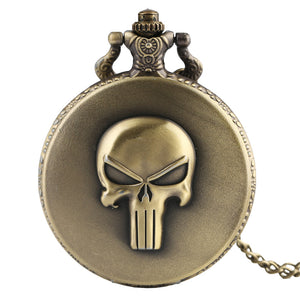 Montre de poche Punisher