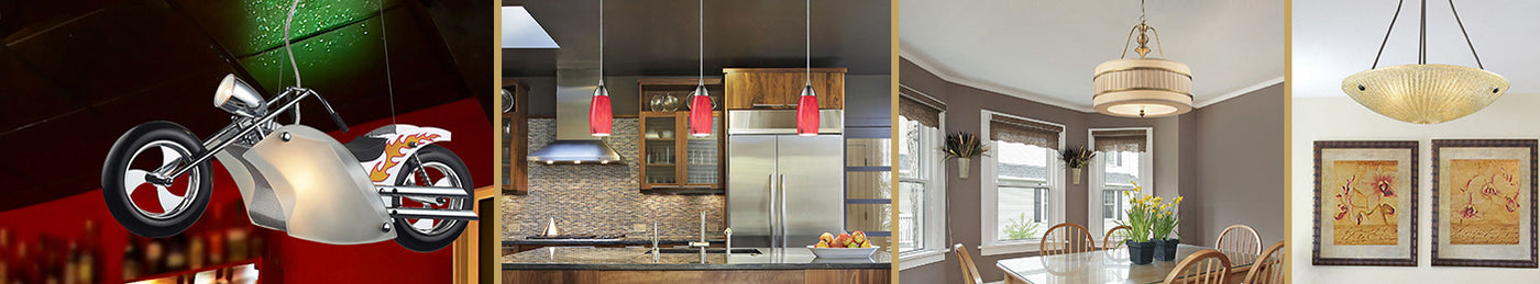 Ceiling Pendant Lighting