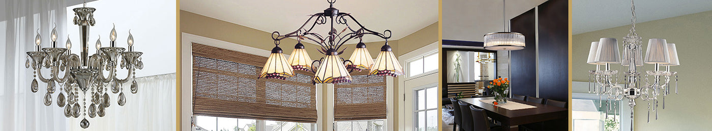 Chandeliers - Modern | Transitional | Traditional Lighting