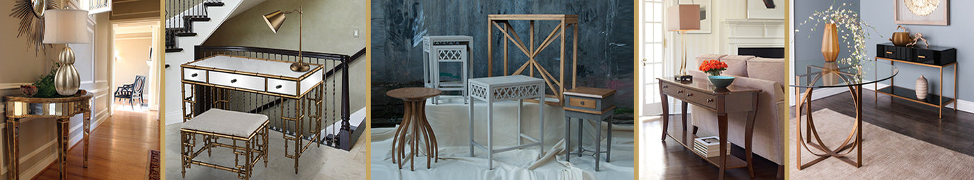 Accent Side Tables | Dining Tables | Desks