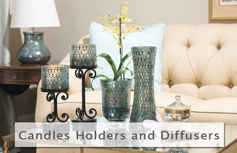 Candle Holders and Diffusers