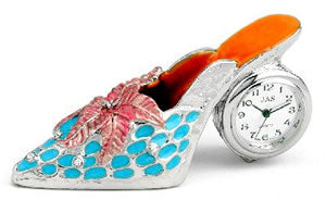 Shoe - Fancy Shoe Clock