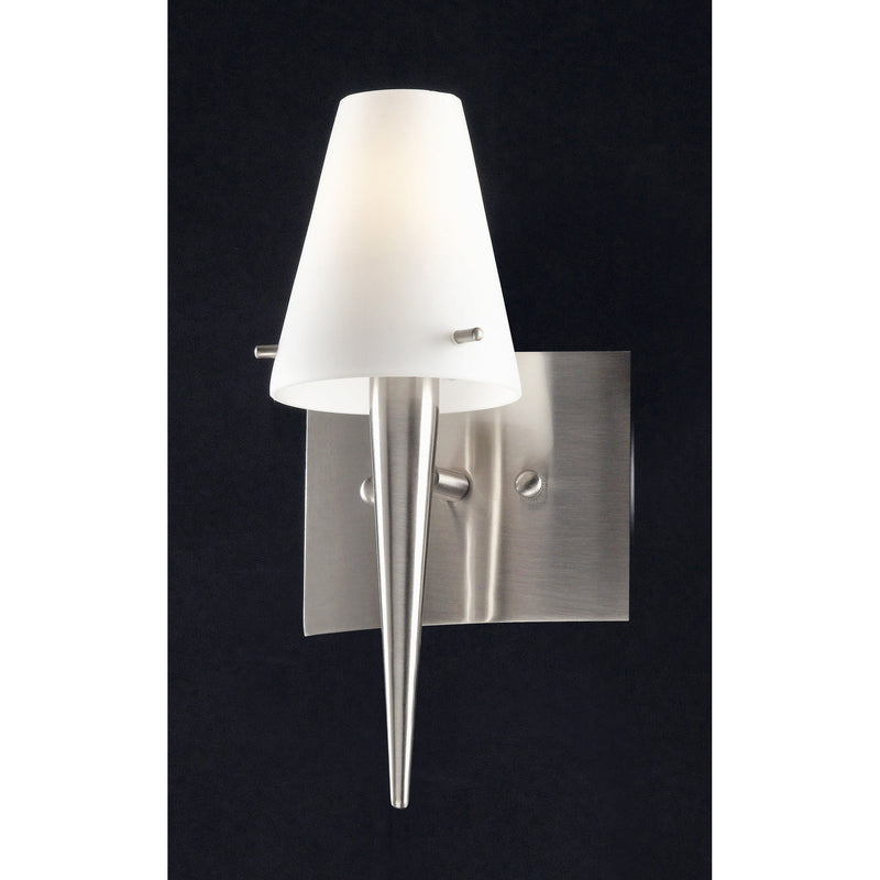 1LT SPIRE WALL SCONCE -