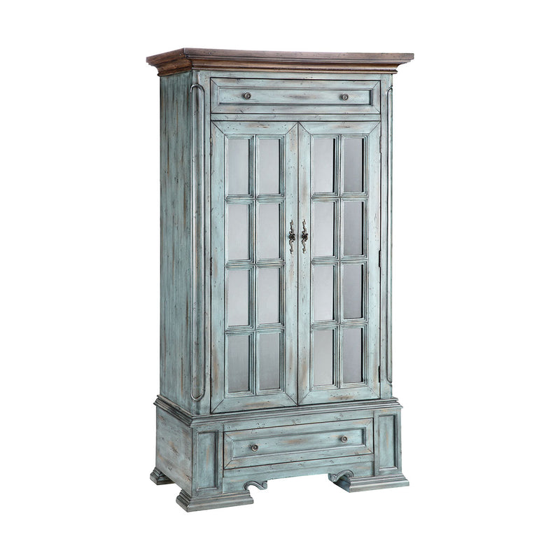 Hartford Cabinet in Moonstone Blue