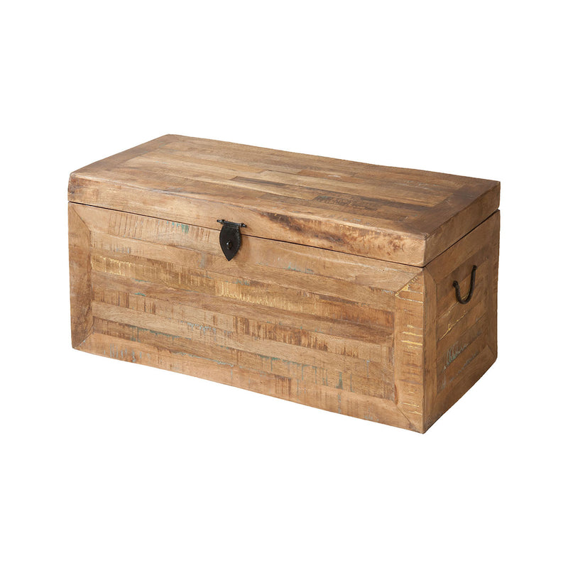 Jace Chest in Distressed,Reclaimed Wood