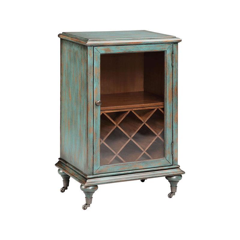 Gemma Cabinet in Turquoise