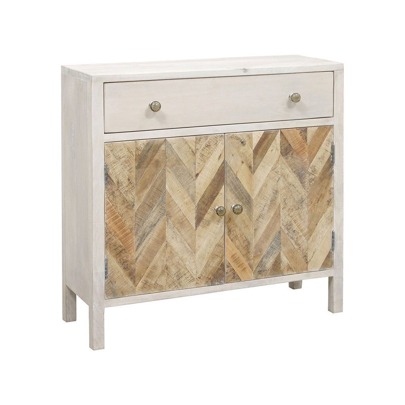 Dido Cabinet in Hand-Painted,Whitewash