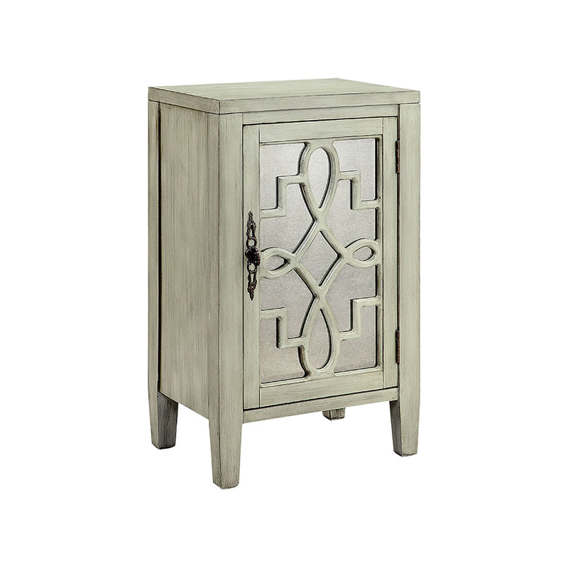 Leighton Cabinet in Hand-Painted,Gray