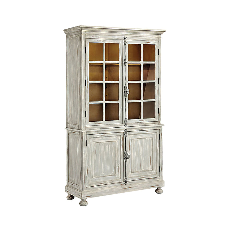Shapiro Display Cabinet in Greystone