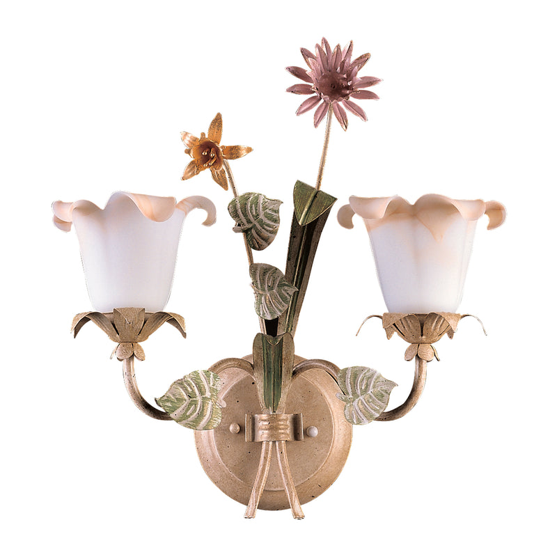 SPRING GARDEN COLLECTION ANTIQUE IVORY FINISH - ANTIQUE IVORY