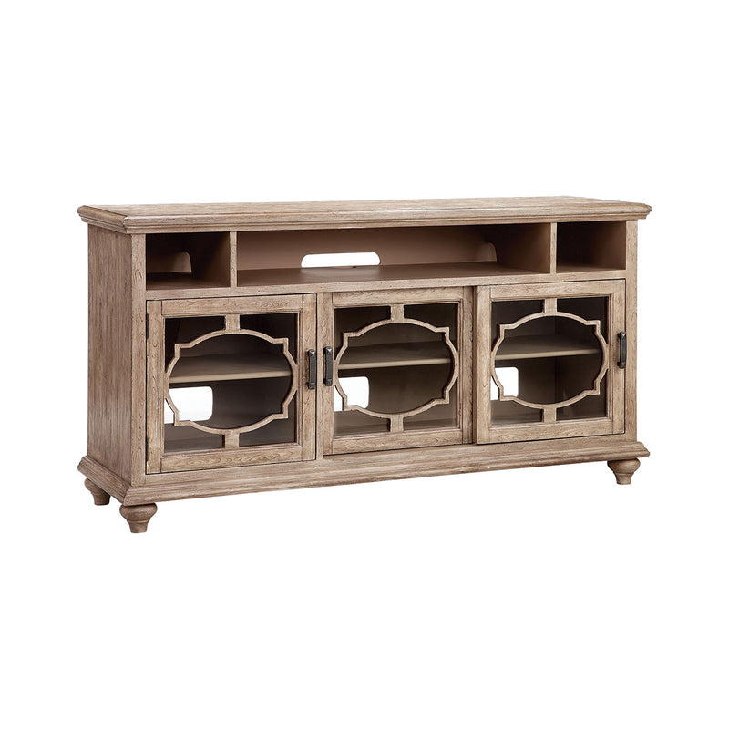 Bohema 64-Inch Entertainment Console in Soft Brown