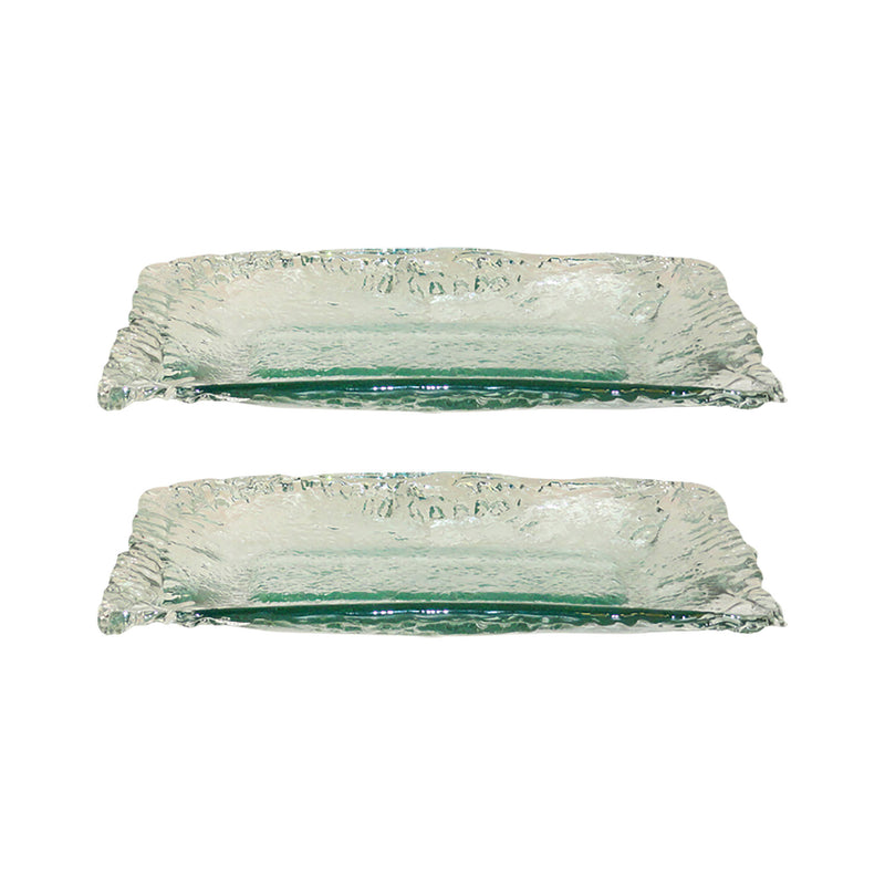 Pandora Set of 2 Trays Small - Recycled