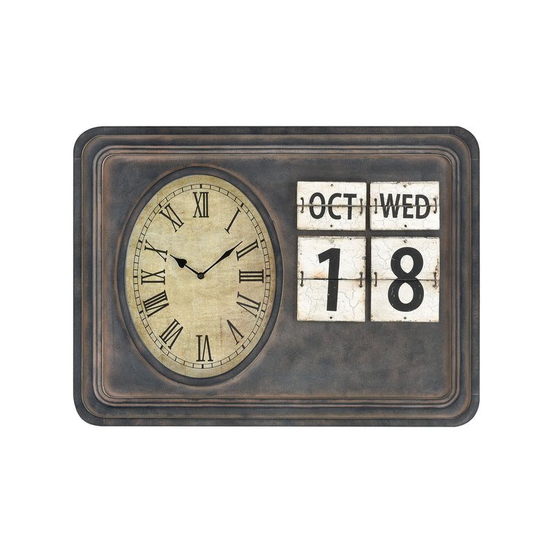 Fallout Clock - ANTIQUE BLACK