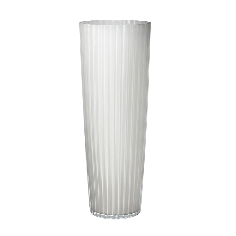 Jasmine Fluted Vase - Purple