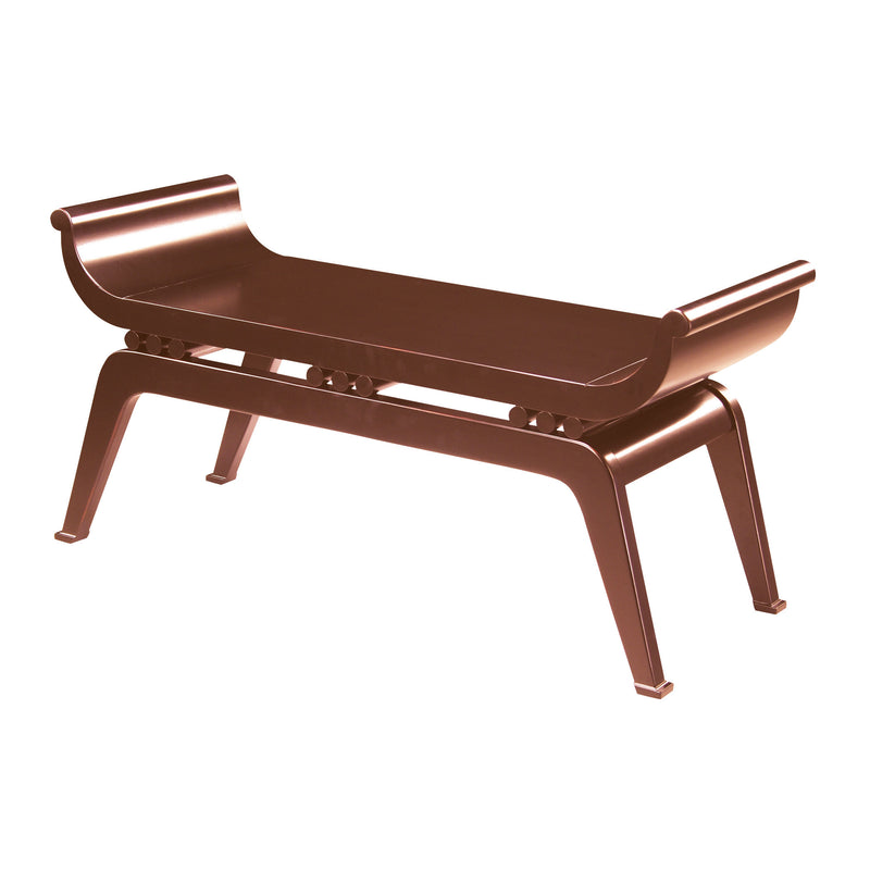 Dynasty Bench - Cherry -