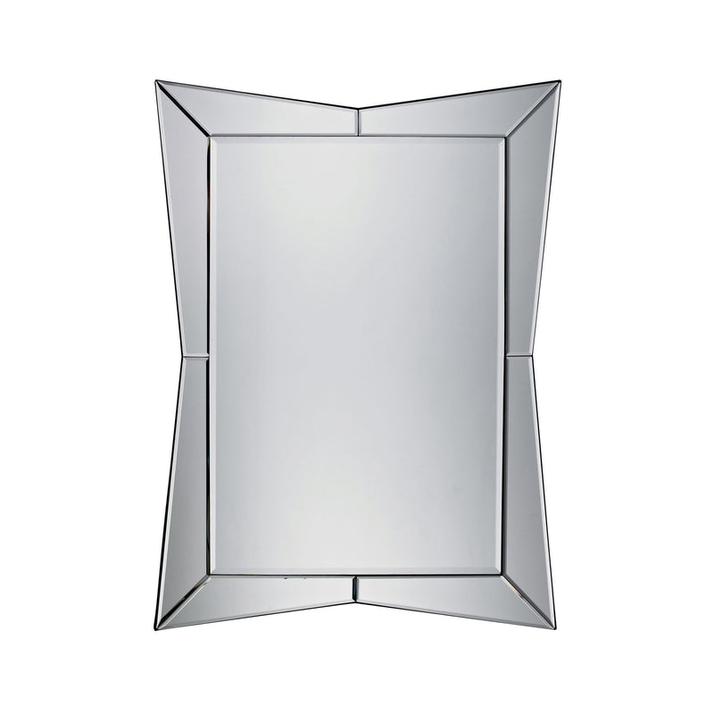 Alta Mirror In Silver - Clear