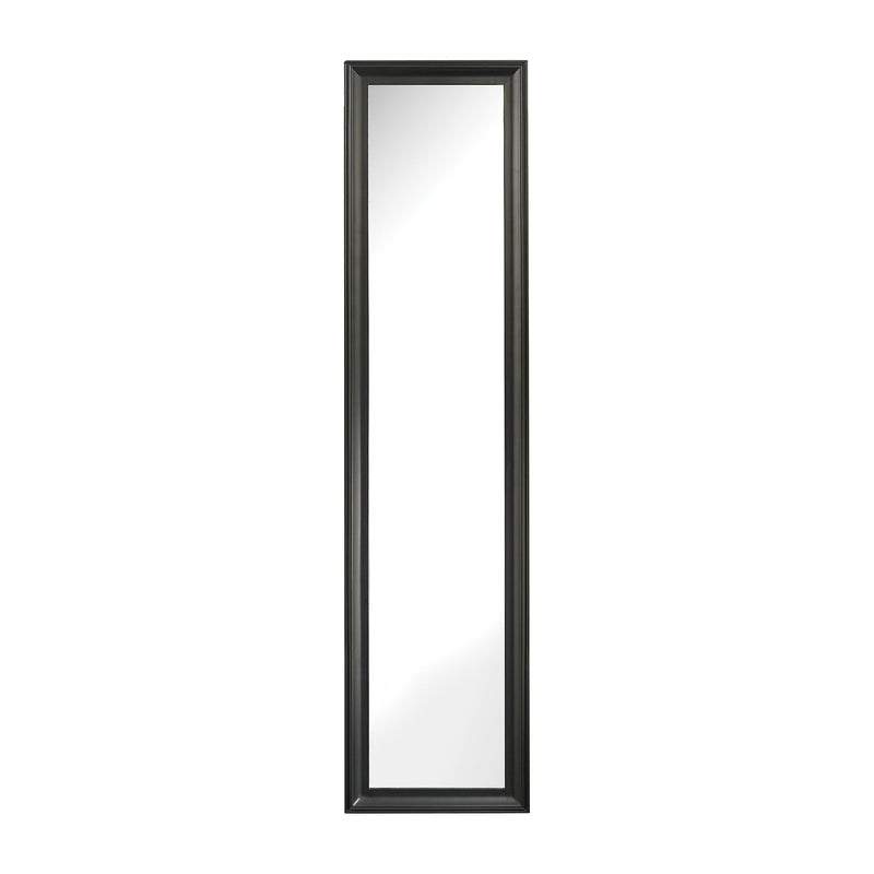 Aged Black Dressing Mirror - Aged Black