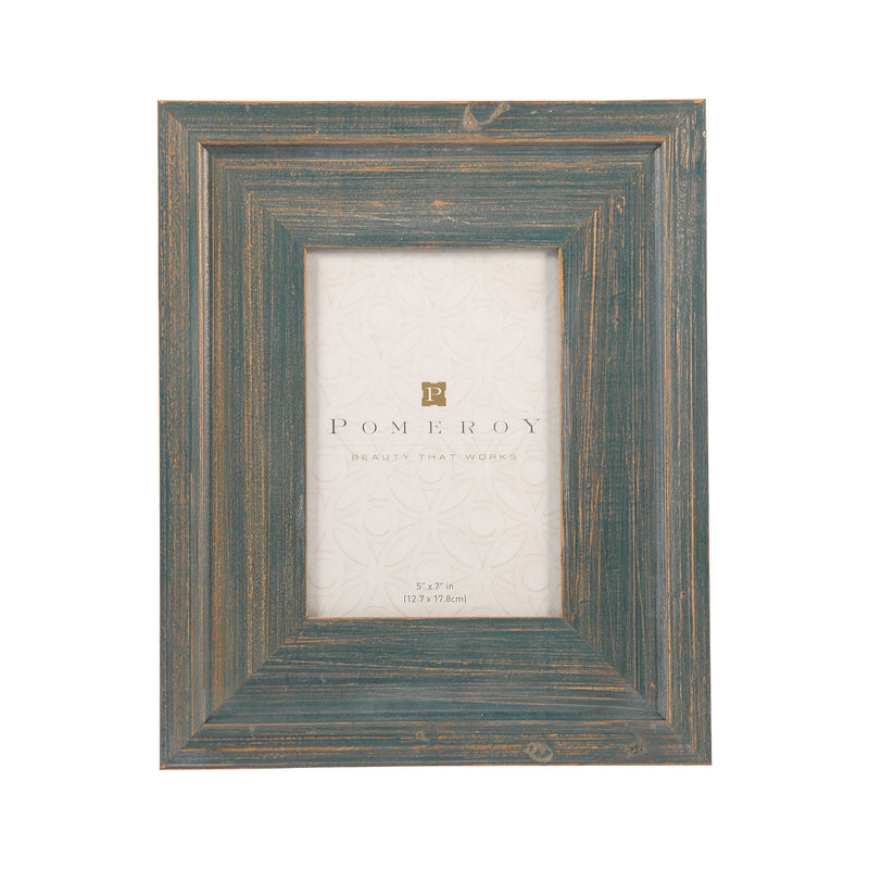 Sea Gate 5x7 Frame - Weathered Malibu
