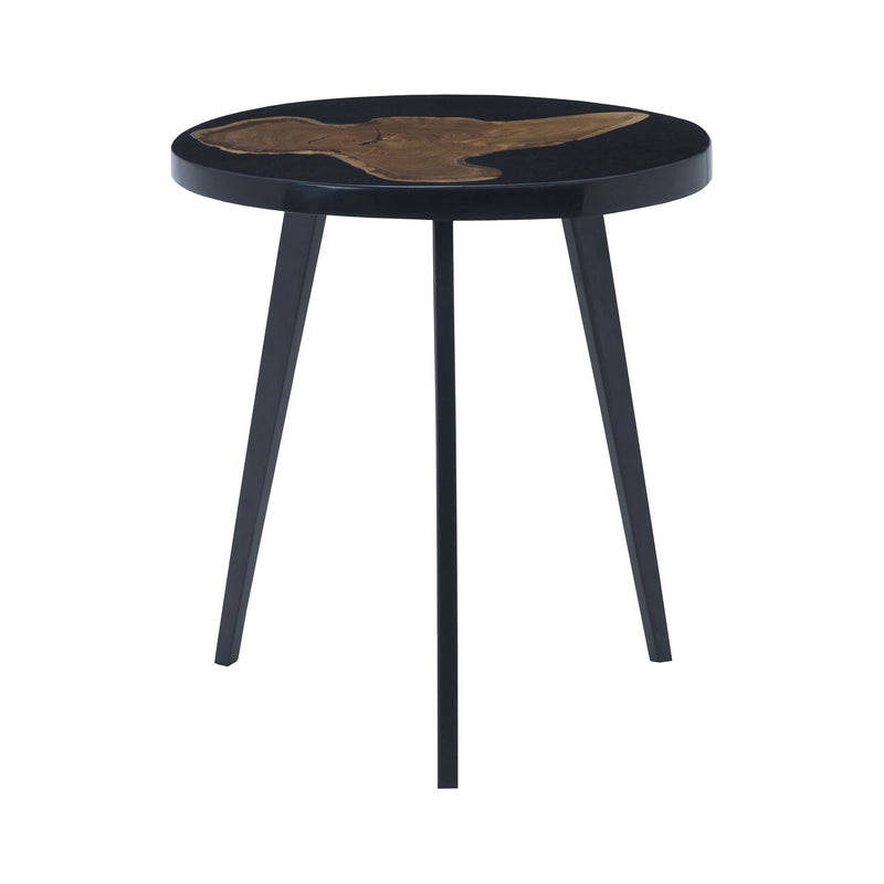 Alemann Accent Table. Black