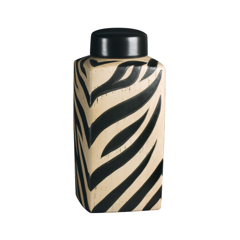 A-LARGE ZEBRA JAR** -