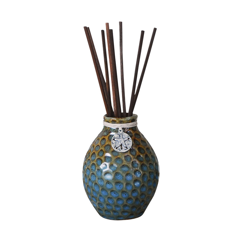Aquatica Reed Diffuser - Turquoise,Brown