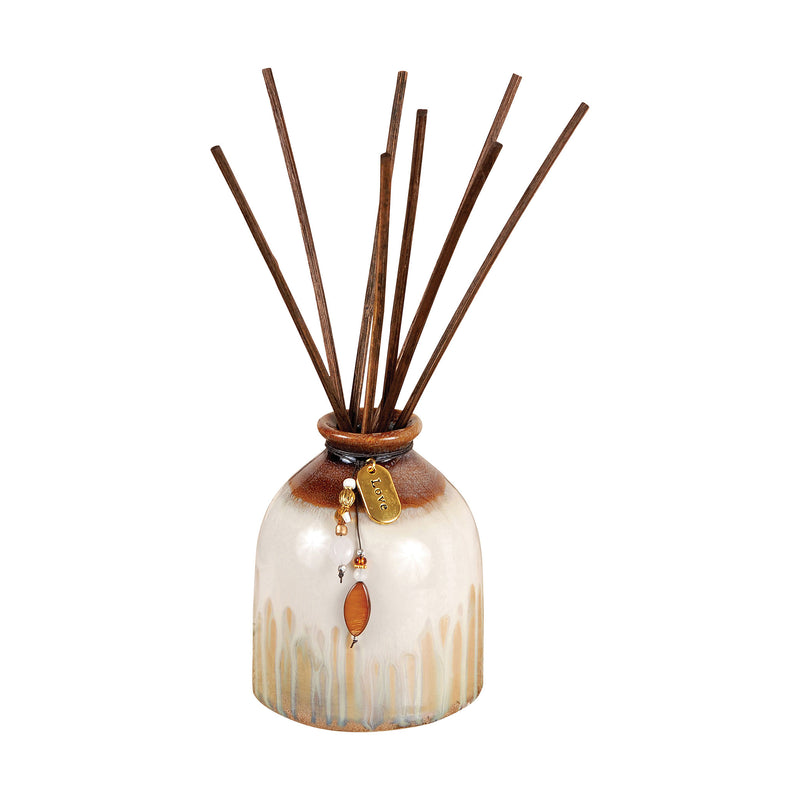 Rockwell Reed Diffuser - Amber Latte