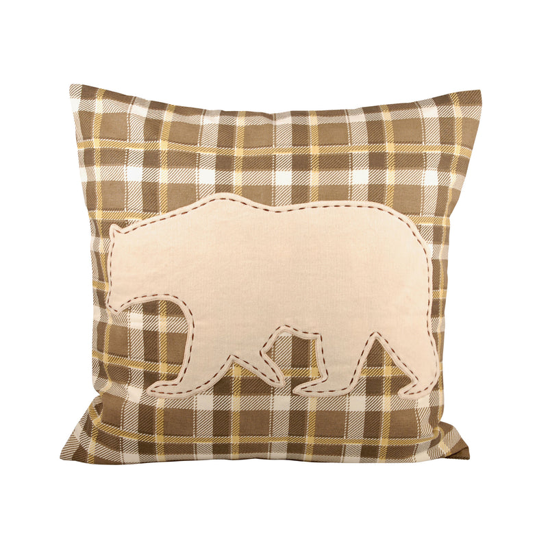 "Woodlyn Pillow 20X20"" - Crema"