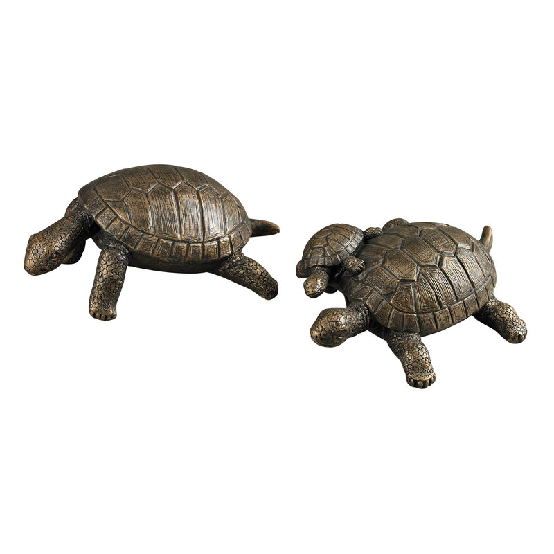 TURTLE SHELF SITTERS -