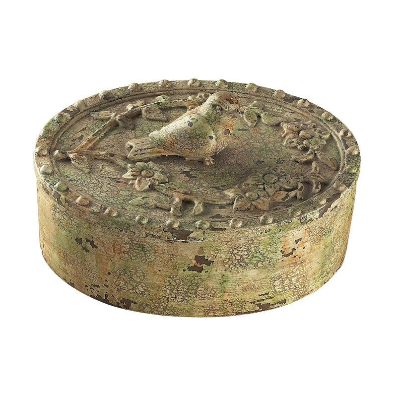 Hillside Avenue Trinket Box-JS -