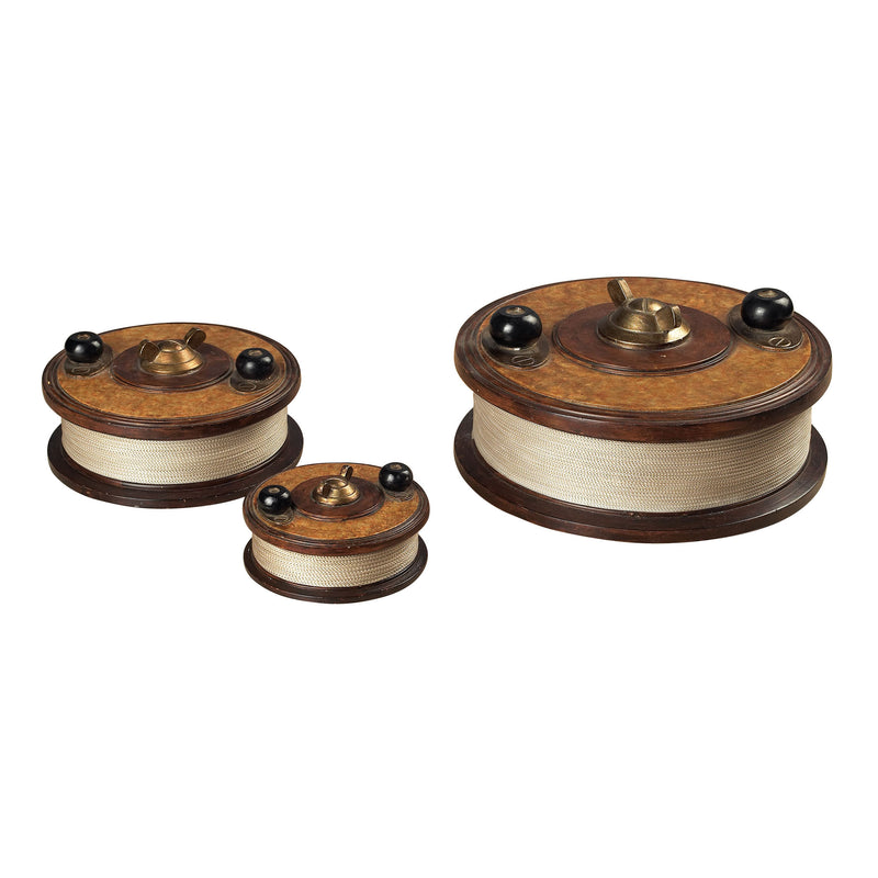 REPRODUCTION FISHING REELS-JS - _