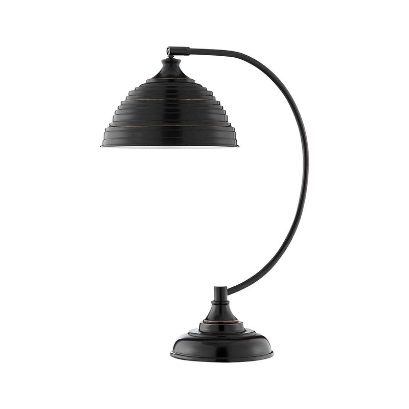 Alton Table Lamp in Oiled Bronze