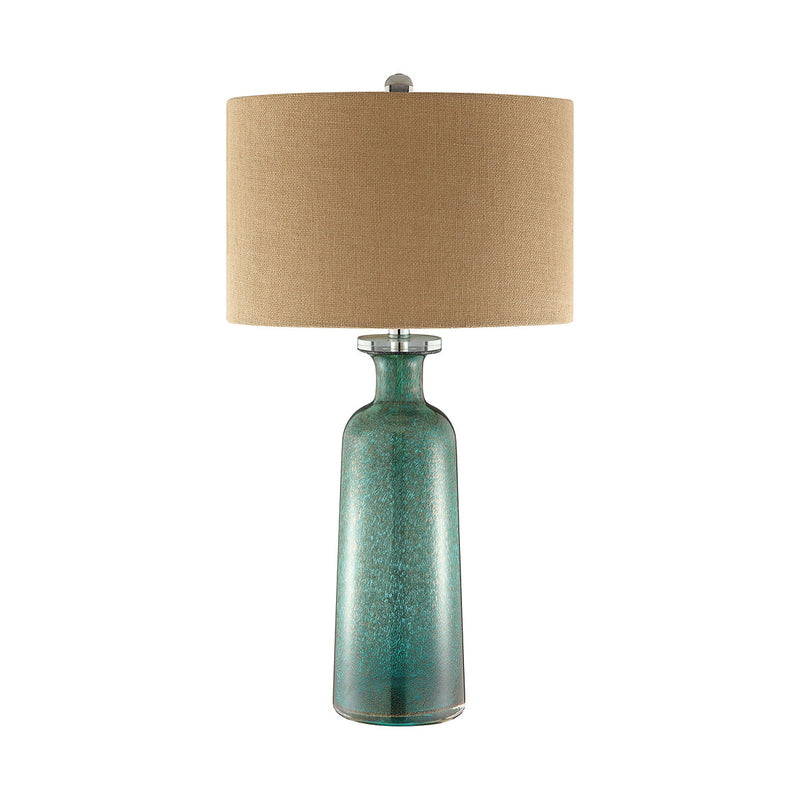 Bayshore Table Lamp in Blue,Brown