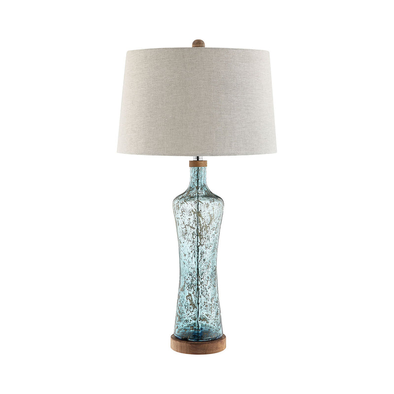 Allie Table Lamp in Blue