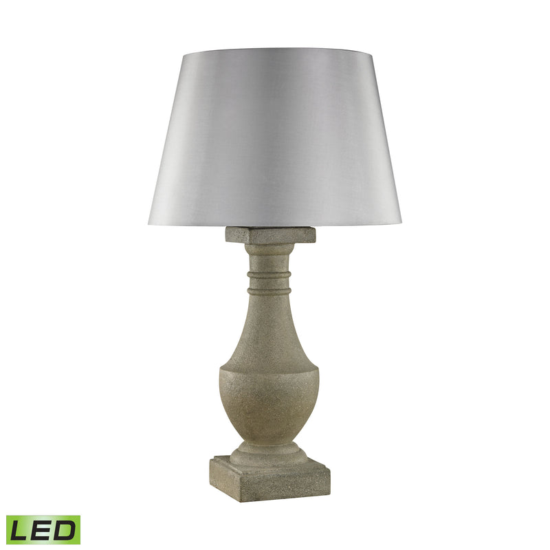 Saint Emilion Outdoor LED Table Lamp - Concrete