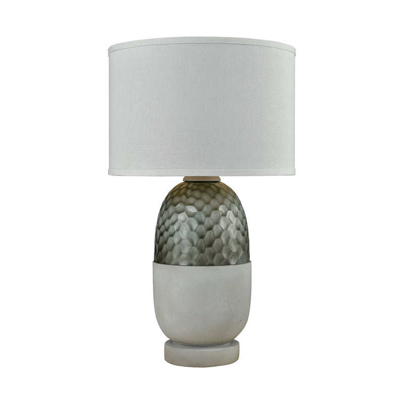 Reykjavik Outdoor Table Lamp - Grey