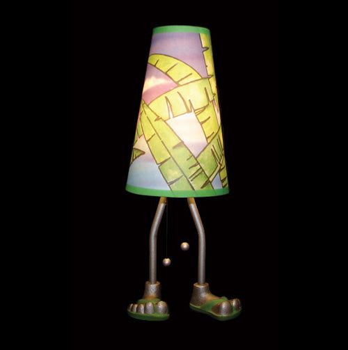 Adam Banana Leaf Table Lamp
