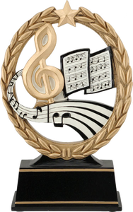 Music Negative Space Award