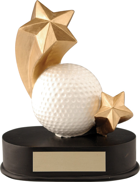Golf Shooting Star Award