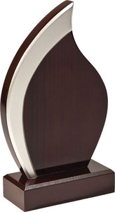 Rosewood Laminate Award - Flame