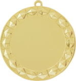 Diamond Mylar Medal - 2.75""