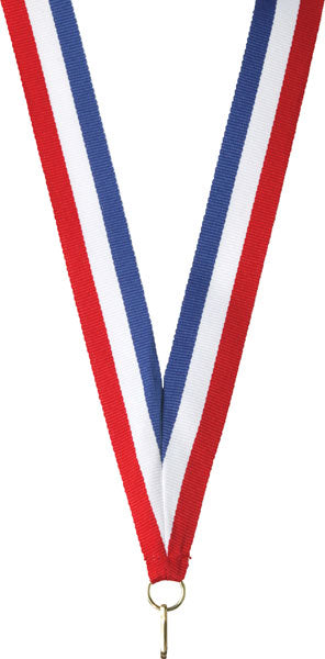 Neck Ribbons Lanyards - V clip