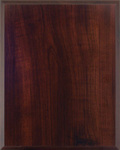 Laminate Plaque Board - Cherrywood