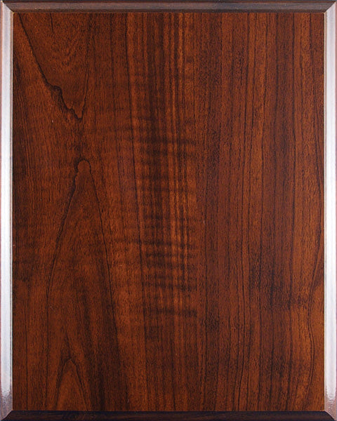Laminate Plaque Board - High Gloss Cherrywood