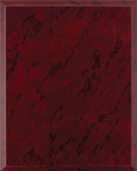 Laminate Plaque Board - Ruby Marble