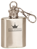 Flask Keychain - 1oz
