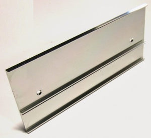 "Multi Wall Holder 2""/1"" x 8"" - silver"