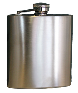 Flask - Stainless Steel - 7oz