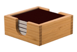 Coaster Set - Bamboo