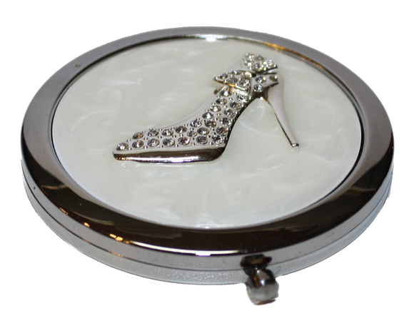 Compact - Diamond Shoe